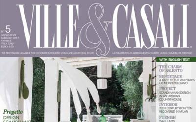 VILLE&CASALI n°5 maggio 2017